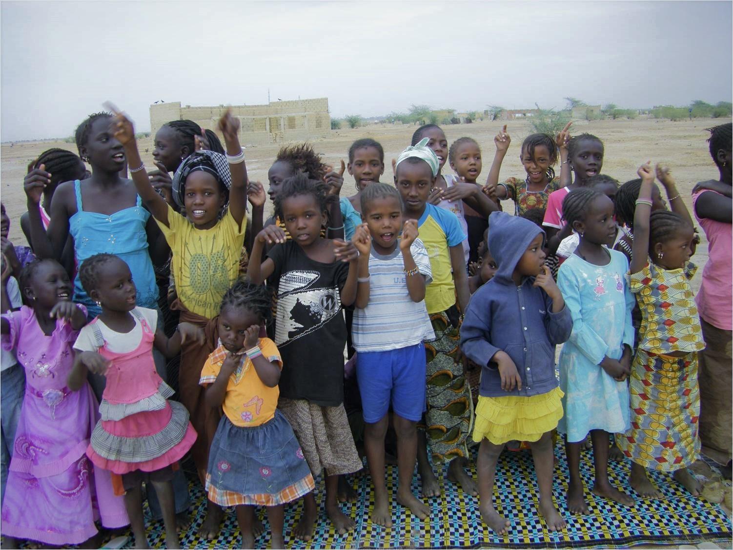 Parrainage enfants Sénégal