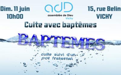 Baptêmes&Présentation enfant
