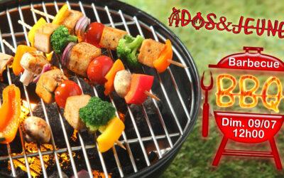Barbecue ados&jeunes