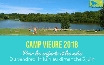 Camp à Vieure