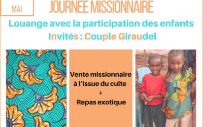 Journée Missionnaire